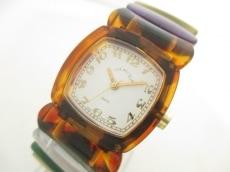 TIME WILL TELL(タイムウィルテル)/腕時計