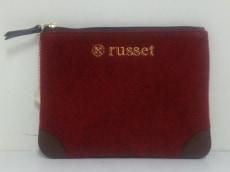 russet(ラシット)のポーチ