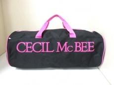 CECILMcBEE(セシルマクビー)のボストンバッグ