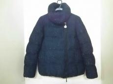 モンクレール ダウンジャケット 1 レディース ラメ/冬物 MONCLER