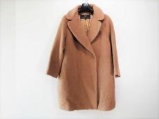 LOUNIE(ルーニィ) コート サイズ38 M レディース ブラウン 冬物