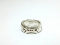 COACH(コーチ)/リング