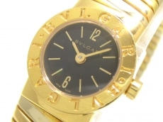 BVLGARI(ブルガリ) 腕時計 トゥボガス BB192T レディース 黒