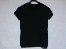 セオリー 半袖セーター サイズ2【S】 レディース 黒 theory