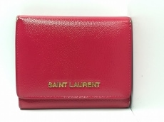 SAINT LAURENT PARIS(サンローランパリ)の3つ折り財布