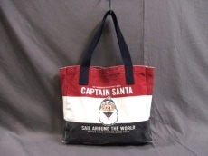 CAPTAIN SANTA(キャプテンサンタ)のトートバッグ