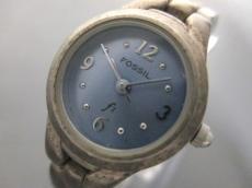 FOSSIL(フォッシル) 腕時計 F2 ES-9090 レディース ライトブルー