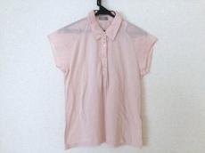 マーガレットハウエル ポロシャツ レディース美品  ピンク