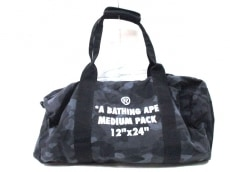 A BATHING APE(ア ベイシング エイプ)のボストンバッグ