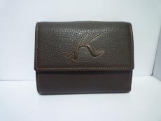Kitamura K2(キタムラ)のWホック財布