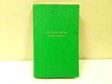 SMYTHSON(スマイソン)の手帳