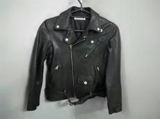 ビューティフルピープル ライダースジャケット サイズ130 黒