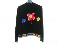 レオナール 長袖セーター サイズ40 M レディース LEONARD