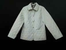バーバリーロンドン コート サイズ38 L レディース 白