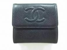 CHANEL(シャネル)/Wホック財布