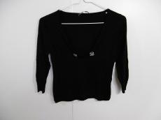 ドルチェアンドガッバーナ 七分袖セーター サイズ40 M 黒