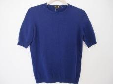 ドゥロワー 半袖セーター サイズ2【M】 レディース ネイビー