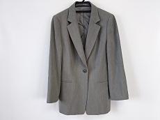 バーバリーロンドン ジャケット サイズ40 L レディース グレー
