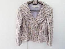 バレンチノ ジャケット サイズ8 M レディース 美品 ツイード