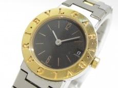ブルガリ 腕時計 ブルガリブルガリ BB23SG レディース 黒