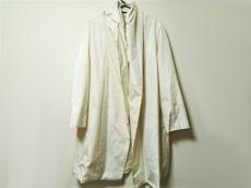 モガ コート サイズ3 L レディース 美品 アイボリー 春・秋物