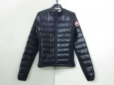 カナダグース ダウンジャケット サイズXS レディース JA2701 黒