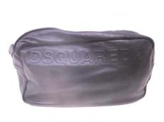 DSQUARED2(ディースクエアード)/セカンドバッグ