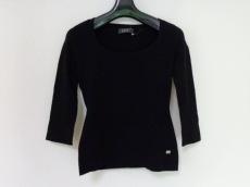 フォクシー 七分袖セーター サイズ38 M レディース 25962 黒