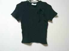 ポール&ジョー 半袖セーター サイズ1 S レディース 美品 リボン