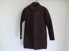 ラベンハム コート サイズ38 M レディース美品  ダークブラウン