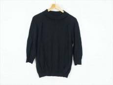 ヴィクター&ロルフ 七分袖セーター サイズ38 M レディース 黒