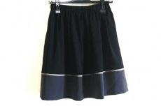 フォクシーニューヨーク スカート サイズS レディース 美品