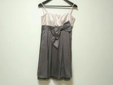 エメ ドレス サイズ9 M レディース 美品 リボン aimer