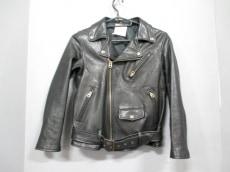 ビューティフルピープル ライダースジャケット サイズ140 黒