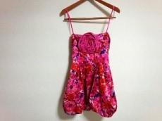 ビーシービージーマックスアズリア ドレス サイズ0 XS フラワー