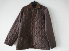ラベンハム コート サイズ36 S レディース 美品 ダークブラウン