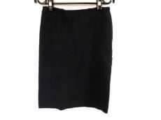 ドゥーズィエム スカート サイズ38 M レディース 黒