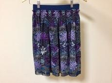 ヴィヴィアンタム スカート サイズO レディース 美品 花柄