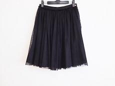 ドゥーズィエム スカート サイズ36 S レディース 新品同様 黒
