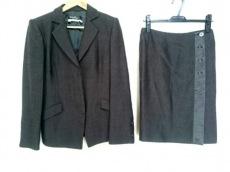 サルバトーレフェラガモ スカートスーツ サイズ44(I) L レディース