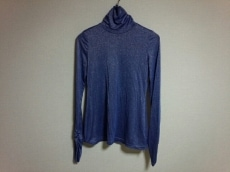 ノコオーノ 長袖セーター サイズ40 M レディース美品  ライトブルー
