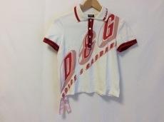 ディーアンドジー 半袖ポロシャツ サイズi42 M レディース D&G