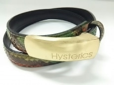 HYSTERICS(ヒステリックス)/ベルト