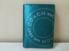 COACH(コーチ)/手帳