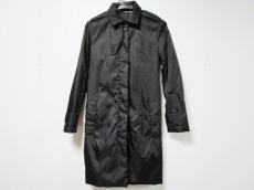 グッチ コート サイズ38 S レディース 美品 黒 GUCCI