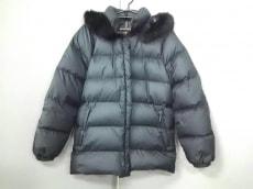 モンクレール ダウンジャケット サイズ0 XS メンズ 黒 冬物