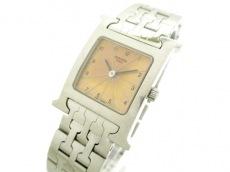 HERMES(エルメス) 腕時計 Hウォッチ HH1.210 レディース オレンジ