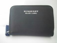 Burberry Black Label(バーバリーブラックレーベル)/コインケース