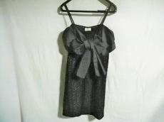 グレースクラス ドレス サイズ38 M レディース美品  黒 レース