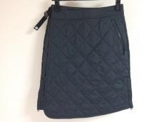 コロンビア 巻きスカート サイズL レディース 美品 黒 columbia